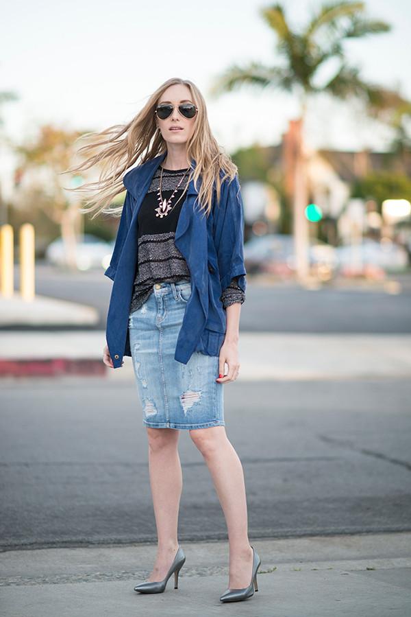 eat sleep wear jacket t-shirt skirt shoes jewels