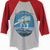 Journey Escape Tour '82 Baseball Tee | Just Vu