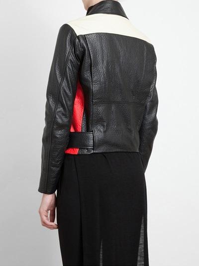 Acne 'merci' Biker Jacket - Work In Progress - Farfetch.com