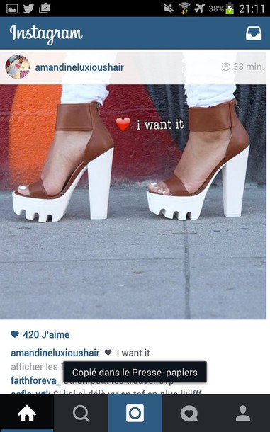shoes talons