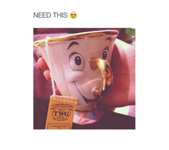 home accessory movie mug chip beauty and the beast need it so much