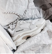 shoes,balenciaga,plateau shoes,sneakers