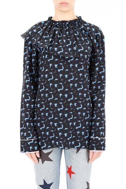 MARNI blouse silk top