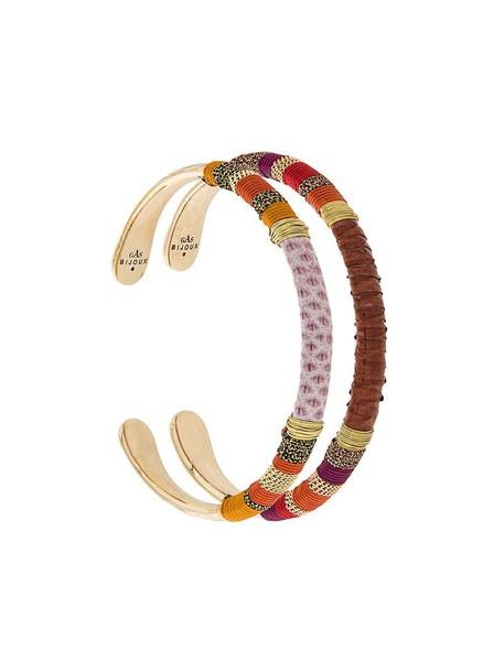 Gas Bijoux metallic women bracelets jewels