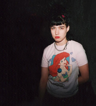 shirt t-shirt disney disney princess the little mermaid ariel