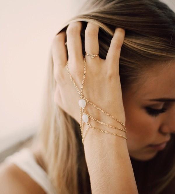 jewels gold pearl