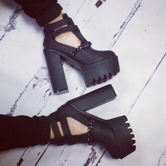 shoes talons talon platforms platform platform boots platform shoes