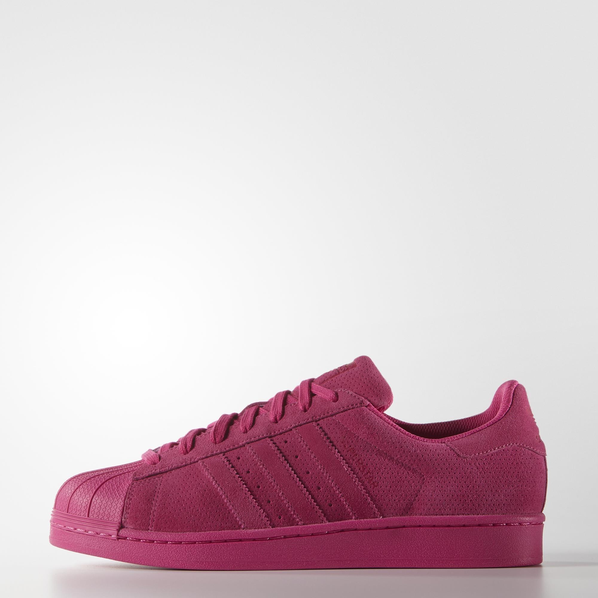 adidas superstar rosa e bianche