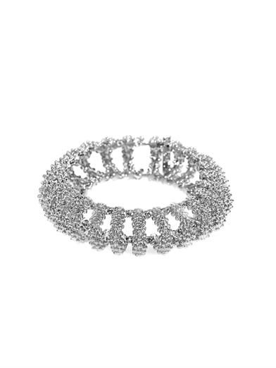 Bubble chain bracelet