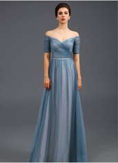 dress,pastel,periwinkle,maxi dress,formal,performance