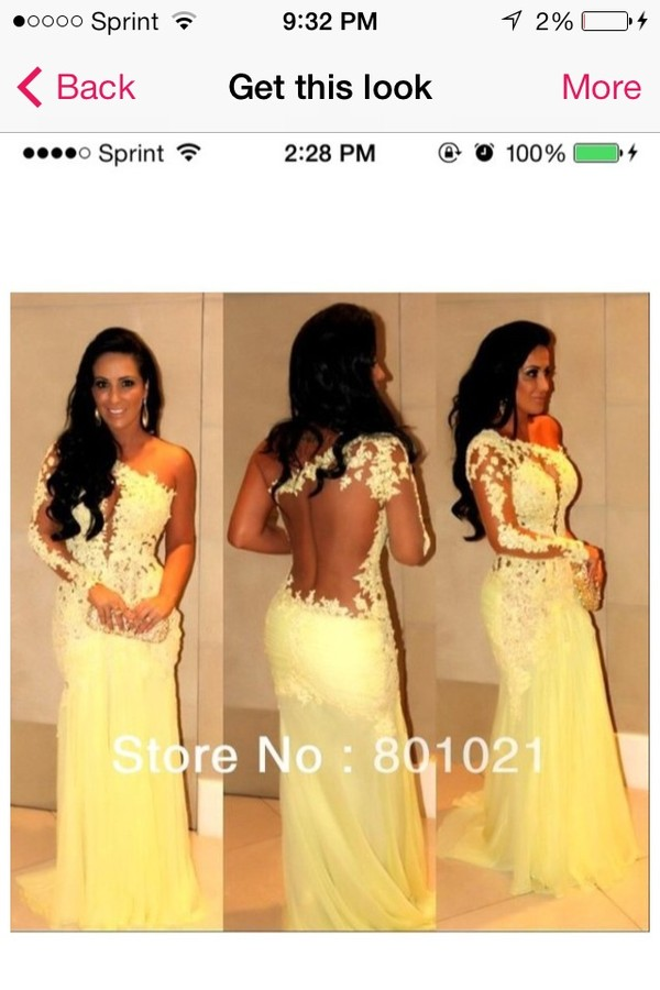 dress prom cream lace dress prom dress
