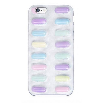 phone case pastel technology