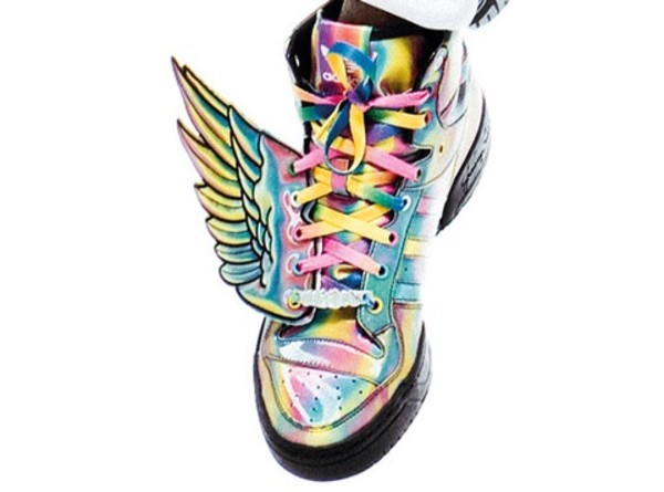 shoes adidas wings jeremy scott