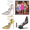 Aliexpress.com : buy new 2014 impera rihanna red bottom sexy laser pointed toe lace up women pumps high heels sandals ankle women motorcycle boots from reliable boot suppliers on boutique female high