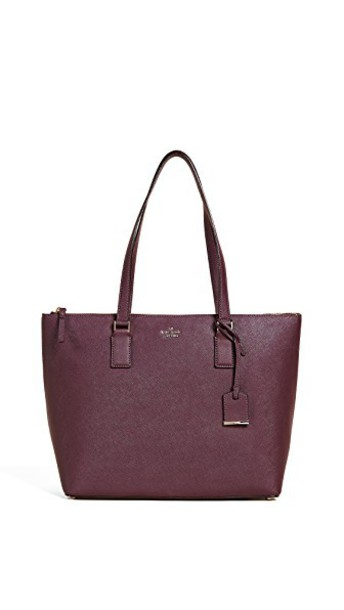 Kate Spade New York street plum bag