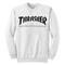 Thrasher skateboard magazine sweatshirt - stylecotton