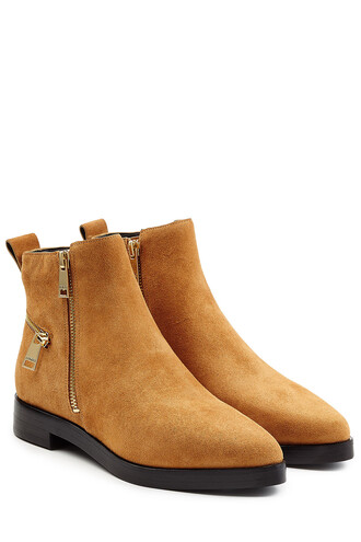 suede ankle boots boots ankle boots suede camel shoes