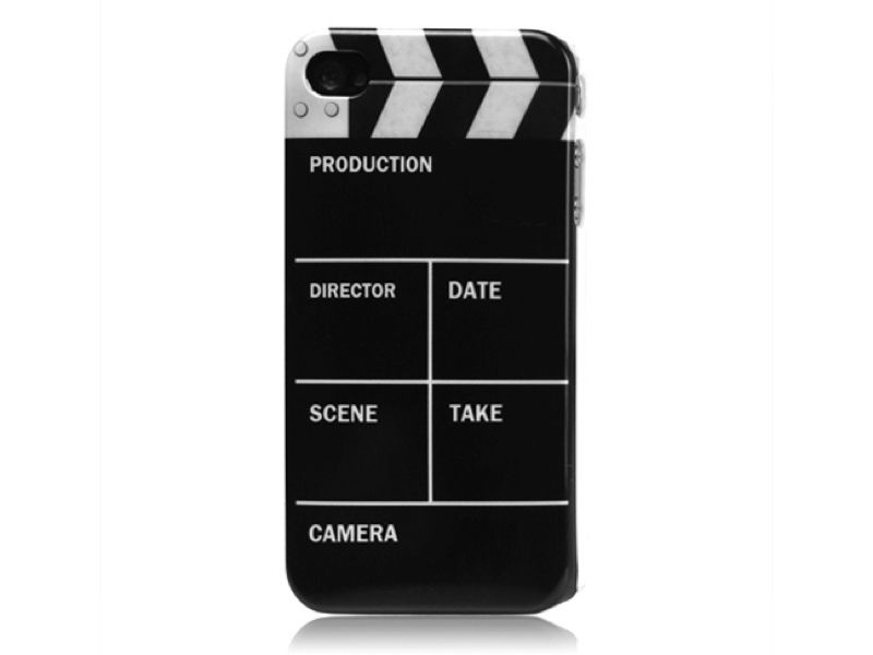 Clapperboard Hard Case for Apple iPhone 4 | eBay