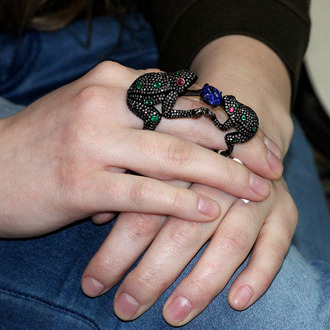 jewels sapphire sapphire ring diamond ring armor ring emerald sapphire ring sterling silver ring emerald green