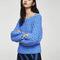 Knitted braided sweater - f fosweaters woman | mango united kingdom