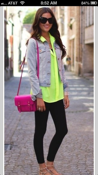 bag satchel pink shoulder bag blouse