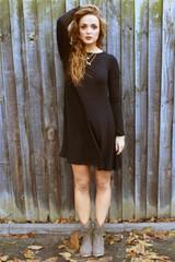 Sirenlondon — so smock dress