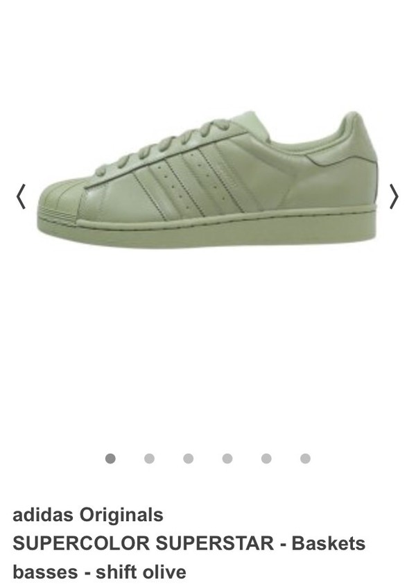 official photos 392c8 6c15a adidas superstar olive