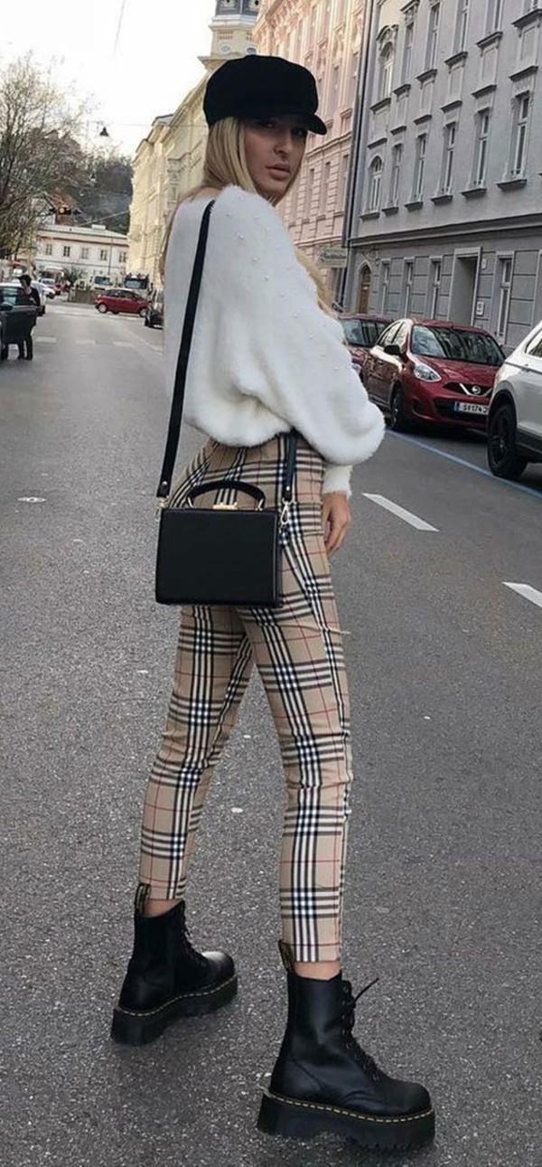 pants squares jeans leggings
