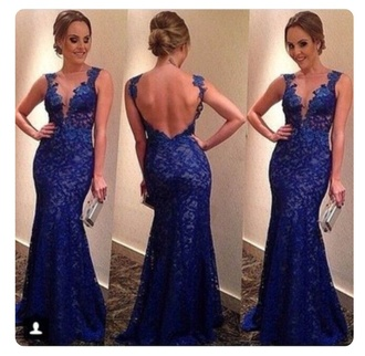 dress blue lace prom dark blue backless prom dress dark blue prom dress