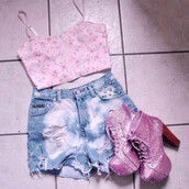 27 $ us,shoes,dress,shirt,lace up pink pumps