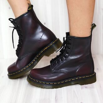 shoes drmartens peppermayo boots leather boots