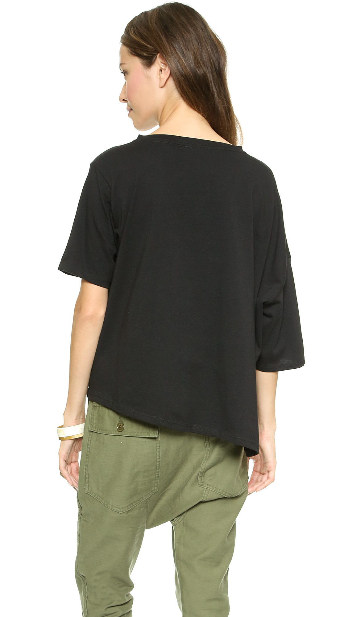 Oak Drop Shoulder Tee | SHOPBOP