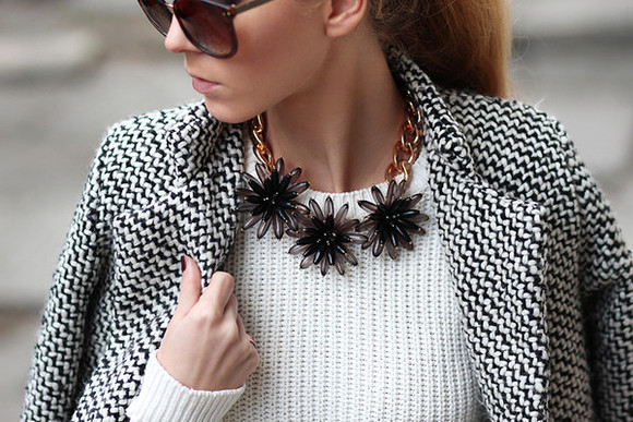 sirma markova skirt sweater sunglasses shoes jewels coat