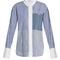 Keating point-collar striped cotton shirt | elizabeth and james | matchesfashion.com us