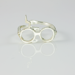 BEUNIKI - HARRYS SCAR GLASSES - RING