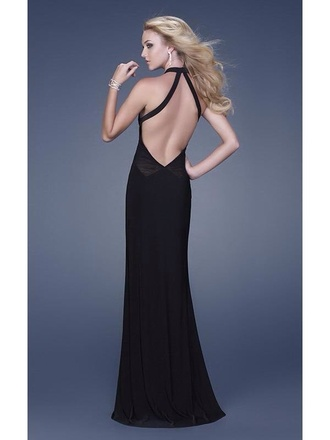 dress black maxi dress black prom dress backless prom dress backless dress black dress little black dress lunadress