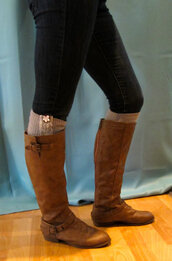 shoes,boots,tan boots,zip