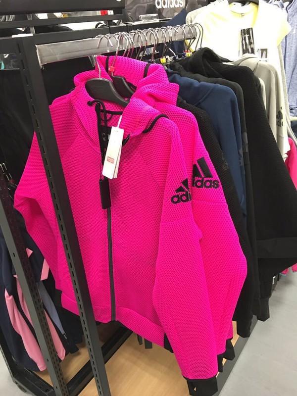 Jacket: adidas jacket, hot pink, adidas, adidas originals, adidas ...