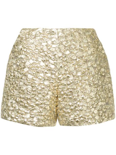 Bambah shorts metallic women cotton grey