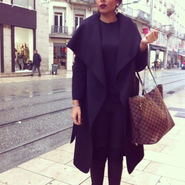 jacket manteaux style stylish amazing classey glamour glamour beautiful