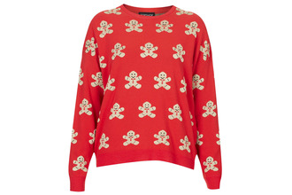 pullover gingerbread gingerbread man lovely christmas sweater holiday season