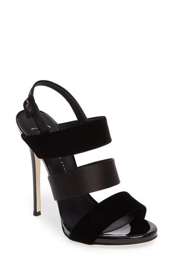 Giuseppe Zanotti Strappy Slingback Sandal (Women) | Nordstrom