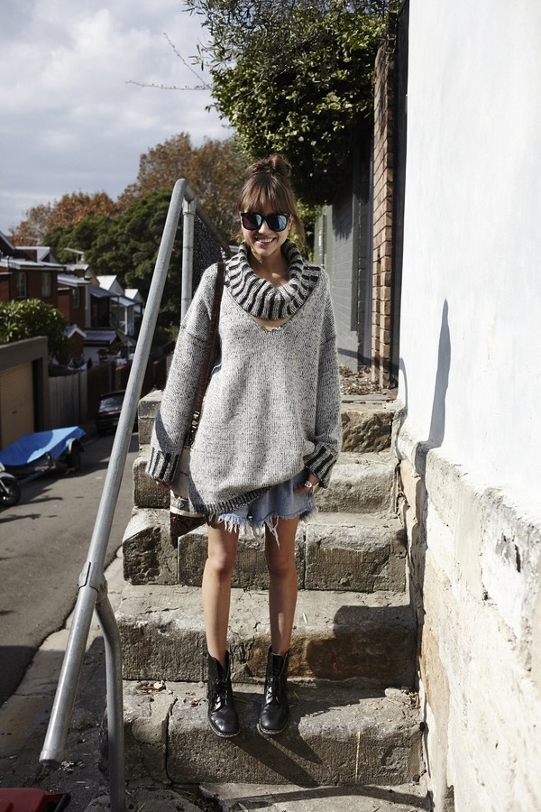 love more sweater dress sunglasses bag shoes shorts