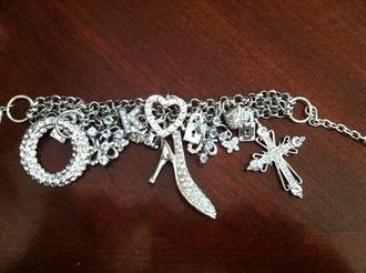 jewels charm bracelet handmade jewelry designer