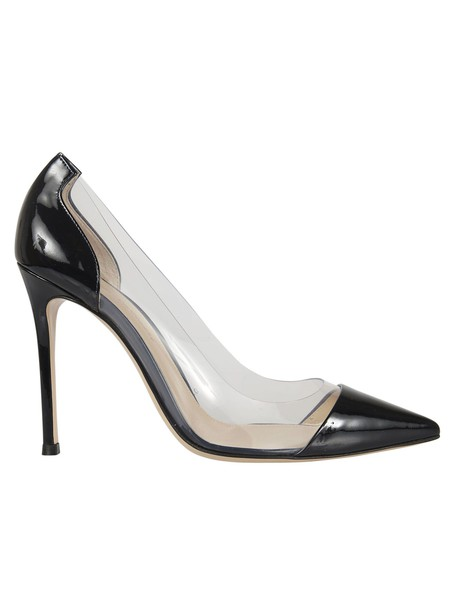 Gianvito Rossi pumps blue shoes