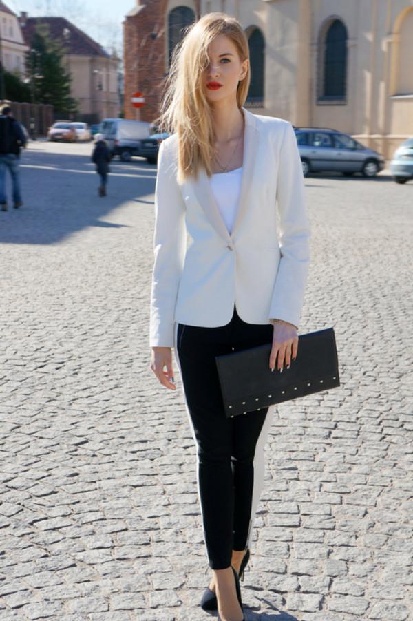 beauty fashion shopping coat jacket pants shoes bag t-shirt