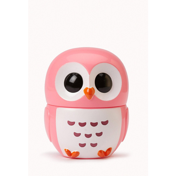 FOREVER 21 Owl Lip Balm - Polyvore