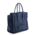 Shop Discount Celine Luggage Mini Tote Bag in Dark Blue Smooth Leather