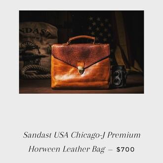 bag luxury leather bag