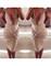 Neck khaki bodycon & backless dress trendy sexy luxury strap blogger